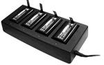 Bitatek Зарядное уcтройство на 4 аккумулятора IT 8000